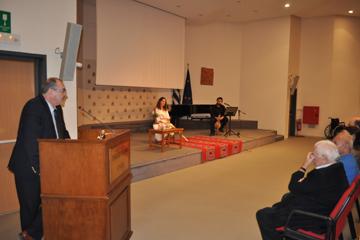 O Μητροπολίτης Kallistos Ware στην Ορθόδοξο Ακαδημία Κρήτης (ΟΑΚ)