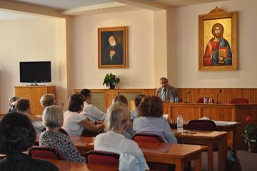 Συνεδριακές Δράσεις  στην Ορθόδοξο Ακαδημία Κρήτης (ΟΑΚ)