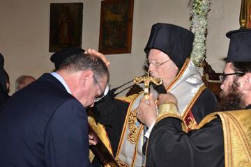 Ο  Δρ Κωνσταντίνος Ζορμπάς, Άρχων του Οικουμενικού Θρόνου