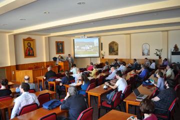 Το 6ο Παγκόσμιο Συνέδριο για το «Λογικό Τετράγωνο του Αριστοτέλη»  στην Ορθόδοξο Ακαδημία Κρήτης