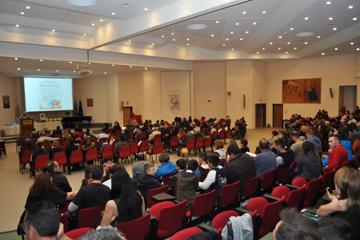 «Αθλητισμού Έπαινοι» στην Ορθόδοξο Ακαδημία Κρήτης