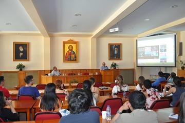 Θερινό Σχολείο για τις νέες εξελίξεις στην ιατρική και μηχανική  στην Ορθόδοξο Ακαδημία Κρήτης