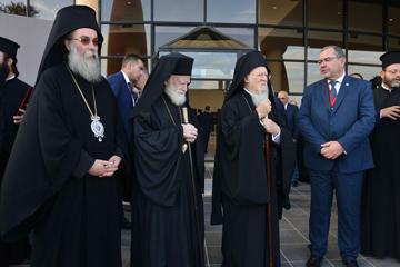 Από τον απόηχο των  Επετειακών Εκδηλώσεων για τα 50 χρόνια  της Ορθοδόξου Ακαδημίας Κρήτης