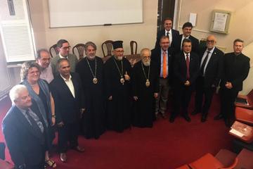 Με τη συμμετοχή του Διευθυντή της Ορθοδόξου Ακαδημίας Κρήτης πραγματοποιήθηκε το επετειακό Συμπόσιο του ιωβηλαίου του Πατριαρχικού Ιδρύματος Πατερικών Μελετών