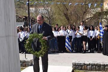 Η Ορθόδοξος Ακαδημία Κρήτης τιμά την επέτειο της 25ης Μαρτίου του 1821 και εύχεται σε όλους έτη πολλά και ελεύθερα!