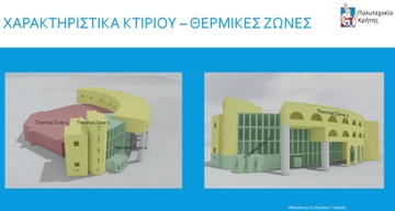 Διπλωματική Εργασία για την Ενεργειακή Αυτονομία  της Ορθοδόξου Ακαδημίας Κρήτης από το Πολυτεχνείο Κρήτης