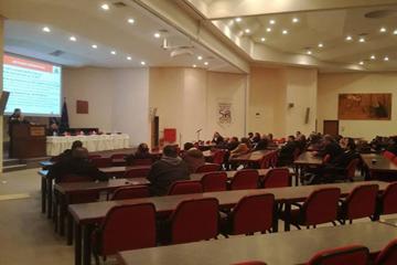 «Οργάνωση, εκπαίδευση προσωπικού σε θέματα Πυροπροστασίας»