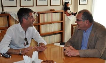 Ο νέος Δήμαρχος Αθηναίων κ. Κώστας Μπακογιάννης στην Ορθόδοξο Ακαδημία Κρήτης (ΟΑΚ)