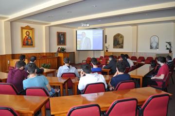 Επίσκεψη της Χ.Φ.Ε. Αθηνών στην ΟΑΚ