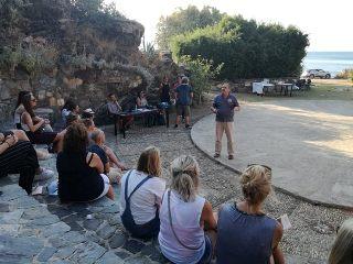 Γυρισμός στη Δυτική Κρήτη