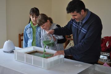 Μαθαίνοντας για την ανακύκλωση στην ΟΑΚ