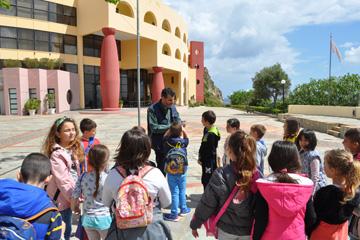 Το 1ο Δημοτικό Σχολείο Κισάμου στην ΟΑΚ