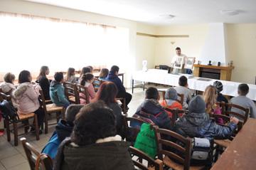 Επίσκεψη Σχολείου στην ΟΑΚ