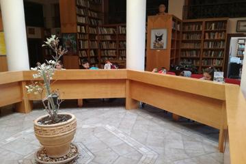 «Σάββατο στη Βιβλιοθήκη της ΟΑΚ»