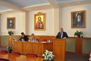 Επιστημονική Γαστρονομική Ημερίδα στην Ορθόδοξο Ακαδημία Κρήτης