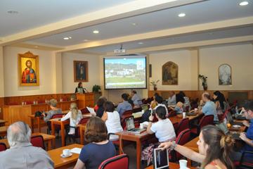 2η Συνάντηση Εργασίας του Προγράμματος Material Entanglements in the Ancient Mediterranean and Beyond (28/9-3/10/2019)