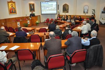 Διεθνής Συνάντηση για την Αραβοκρατία στην Κρήτη στην Ορθόδοξο Ακαδημία Κρήτης (ΟΑΚ)