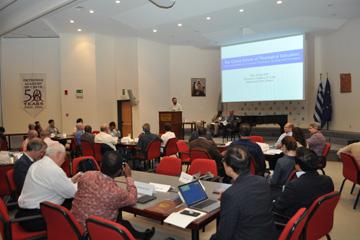 Παγκόσμιο Φόρουμ Θεολόγων Εκπαιδευτών στην ΟΑΚ