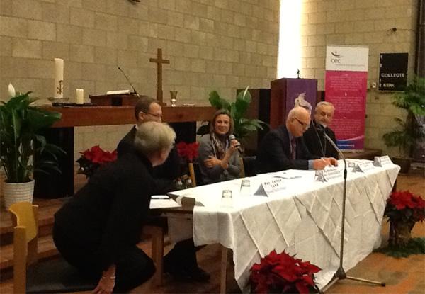 Η νέα αρχή του Συμβουλίου Ευρωπαϊκών Εκκλησιών