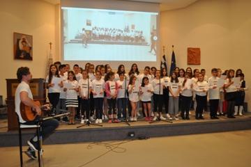 «Έχω ένα όνειρο» στην Ορθόδοξο Ακαδημία Κρήτης