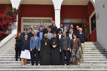 «Σταυροδρόμια Θεολογικών Διαλόγων» Θεολογικό Συνέδριο στην ΟΑΚ