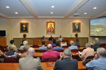 Η Σύνοδος της Αγγλικανικής Εκκλησίας για την Ανατολική Ευρώπη στην ΟΑΚ