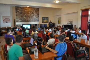 Informatics Conference and Computer Programming Workshop for young people aged 8-15