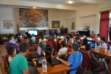 Ημερίδα Προγραμματισμού και Ρομποτικής για παιδιά στην ΟΑΚ
