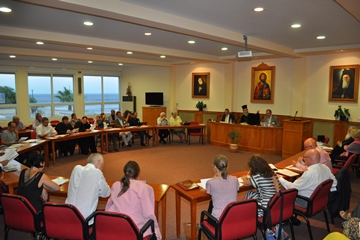 Η Γενική Συνέλευση των Ακαδημιών της Ευρώπης  στην Ορθόδοξο Ακαδημία Κρήτης